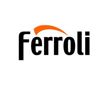 Logo caldaie Ferroli