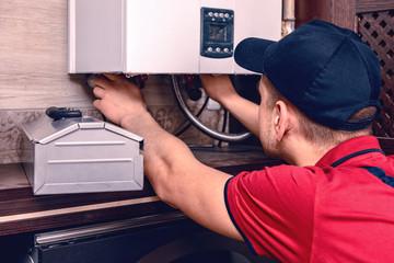 manutenzione caldaie Tecno Services